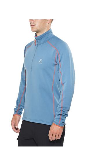 Haglöfs Heron - Sweat-shirt Homme - bleu
